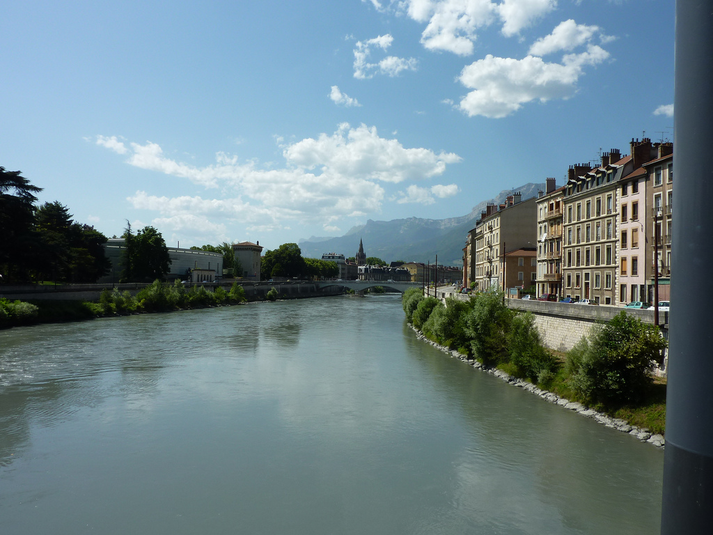Grenoble by professeurfax