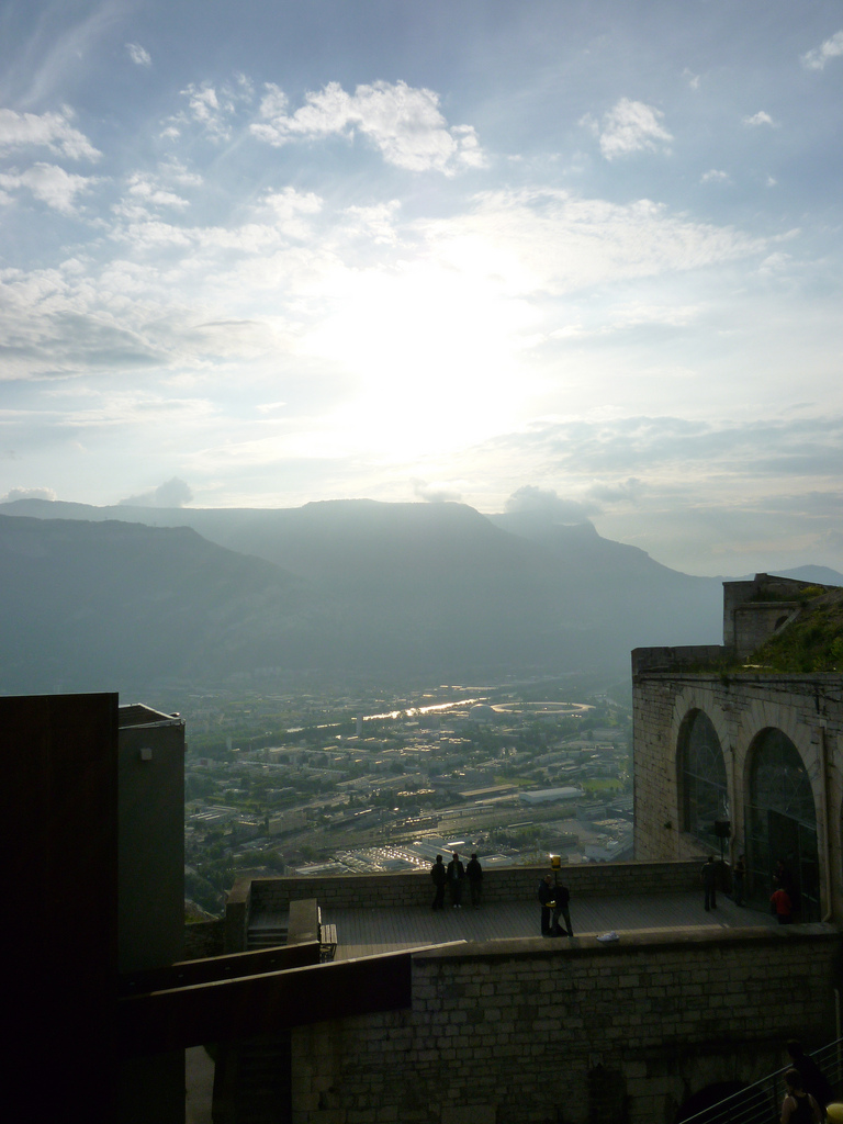 Grenoble - by rsalveti