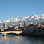 Grenoble we Francji - by redcheex