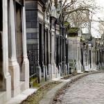 Grobowce - Cmentarz Pere Lachaise - Paryż - Francja - by gra.pelli