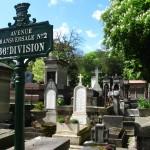 Groby - cmentarz Pere Lachaise - Paryż - Francja - by Passetti