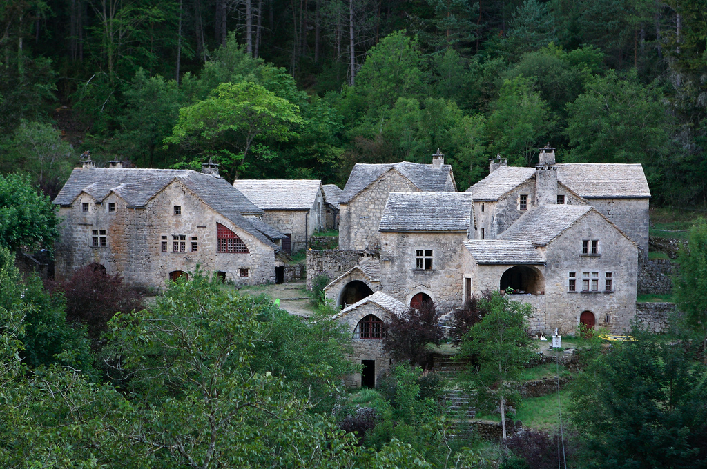 Hauterives - Francja - by curium