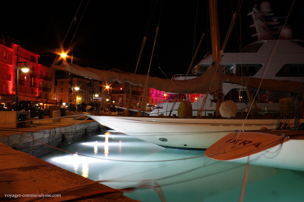 Jacht w Saint Tropez - by joriavlis