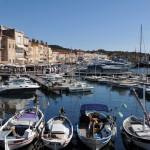 Jachty, łodzi, żaglówki w porcie w Saint Tropez - by Deckard..1953
