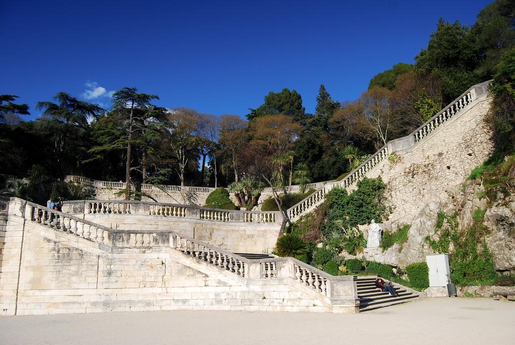Jardin de la Fontaine by fisico_6403