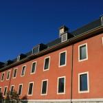 Jeden z budynków  w Chambery - by Magnifique Savoie