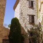 Jeden z domów w Eze na południu Francji - by CHRIS230