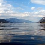 Jezioro Bourget - Francja - Alpy - by pascal