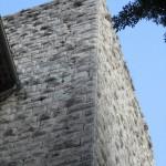 Kamienny budynek w Vence we Francji - by SJL