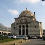 Kaplica - Cmentarz Pere Lachaise - Francja - by Olivier Bruchez