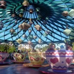 Karuzela w Disneylandzie - by b00n