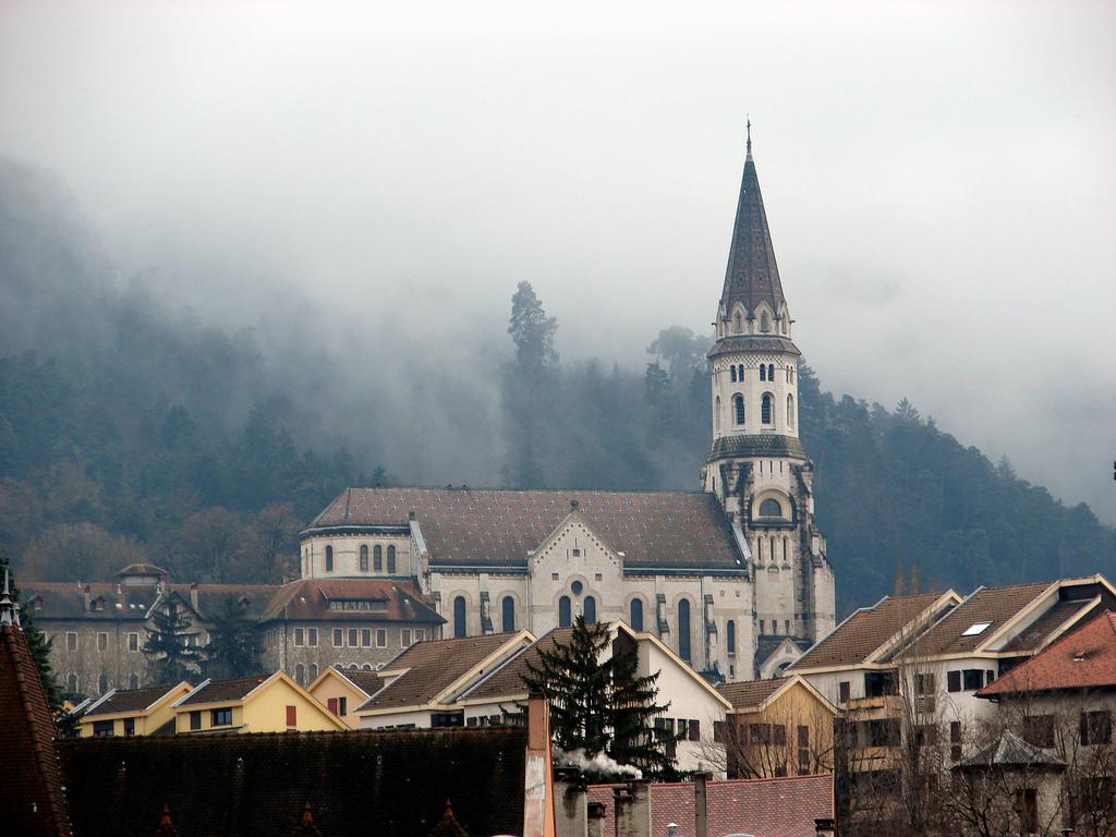 Kościół w Annecy - by guigui671