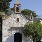 Kościół w Saint Paul de Vence - by Nathan Rawlins