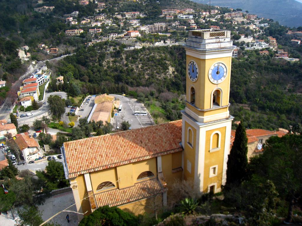 Kościół w wiosce Eze - by johan.seland