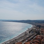 Lazurowe Wybrzeże - Nicea - Południe Francji - by cwagner33