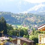 Megave w Alpach francuskich - by Liassic