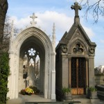 Monumentalne Groby - Cmentarz Pere Lachaise - Paryż - Francja - by Olivier Bruchez