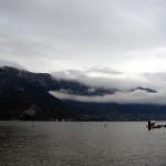 Mroczne Annecy w Alpach - by guigui671