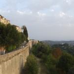 Mury miasteczka Saint Paul de Vence - by Britrob
