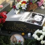 Nagrobek Edith Piaf - Cmentarz Pere Lachaise - Paryż - Francja - by Olivier Bruchez