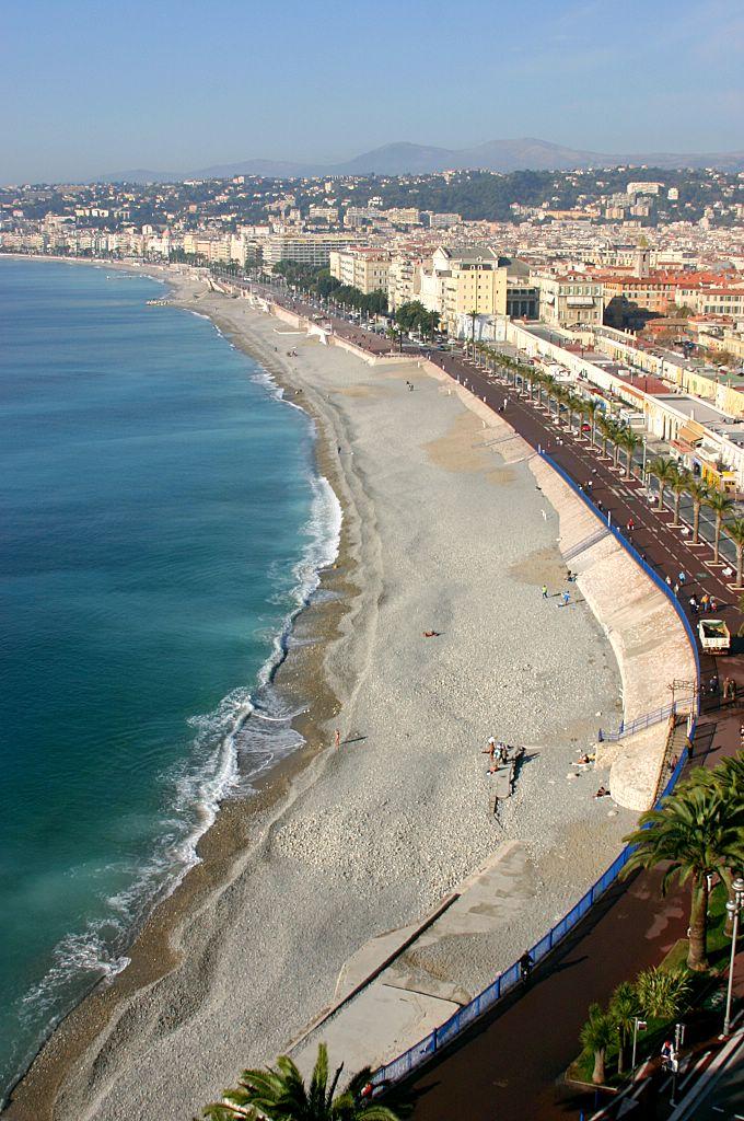 Nieca - Lazurowe Wybrzeże - Francja - by OneRandomMonkey