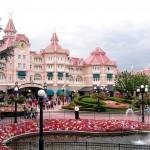 Pałac w Disneylandzie -  by OliverN5