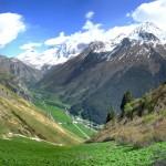 Panorama Alp Francuskich - by strollerdos
