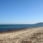 Plaża w Saint Tropez - by diluvienne