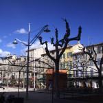 Plac Grand Jardin w Vence - by yHaugen