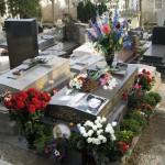 Pomnik Edith Piaf - Paryski cmentarz Pere Lachaise - by Olivier Bruchez