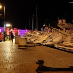 Przystań jachtowa we francuskim Saint Tropez - by joriavlis