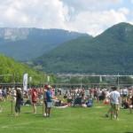 Publiczny piknik w Annecy - by dancetechtv