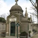 Sarkofag - Cmentarz Pere Lachaise - by Olivier Bruchez