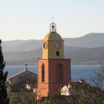 Symbol Saint Tropez - Wieża Zegarowa - by bousinka
