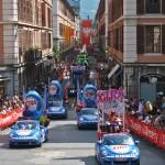 Tour de Francje w Chambery we Francji - Alpy Francuskie - by alex ranaldi