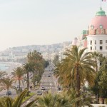 Tropikalna Nicea - widok miasta - by shinyai