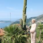 W Eze można spotkać kaktusy -  by bonnieann1815