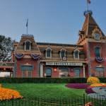 Wejście do Disneylandu - by jnocca93
