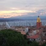 Widoki saint Tropez - Lazurowe Wybrzeże - by thelehegarets