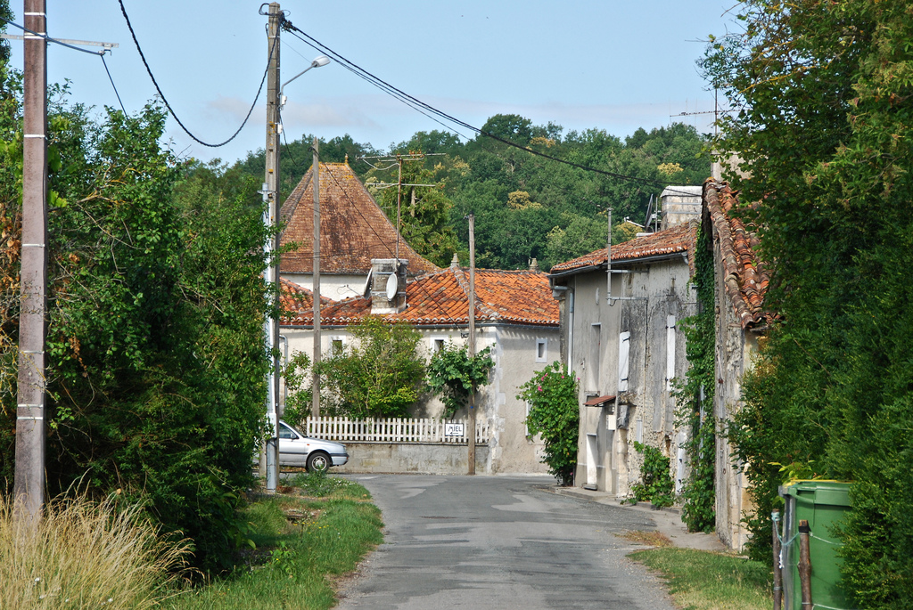 Szampańska wioska