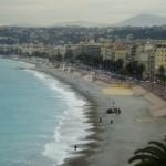 Wybrzeże w Nicei by HGruber