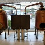 Zabytkowe kotły - maszyny - do produkcji perfum w mieście Grasse we Francji - by Ming-Yen Lee