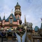 Zamek - w Disneylandzie - by Pyrat Wesly