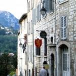 Zwiedzanie Vence we Francji - by SJL
