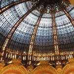 Dom handlowy La fayette w Paryżu by ThiagoMartins