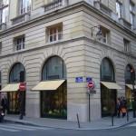Hermes sklep w Paryżu