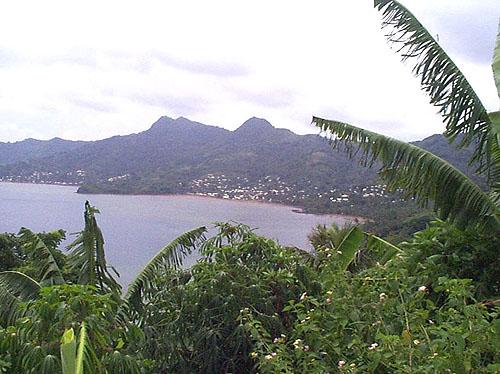 Mojotta - Ocean Atlantycki - Komory