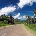 Mojotta - droga na wyspie