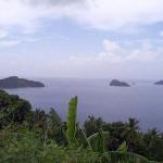 Północno zachodnia część wyspy Mojotty